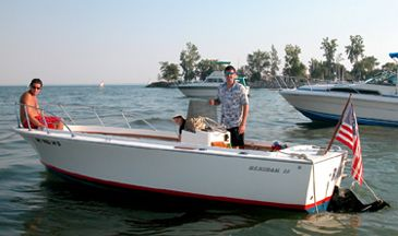 Just purchased 1969 Bertram 20 Sportsman CC - The Hull Truth