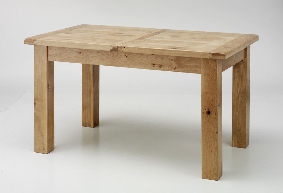 Rectangular small dining tables design from wooden for Material design table