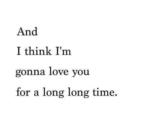 Love Quotes Tumblr Quotes 3 Love Quotes Gonna Love You