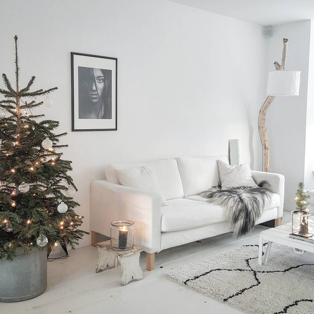 Modern Nordic Christmas Decorating Ideas | POPSUGAR Home Australia ...