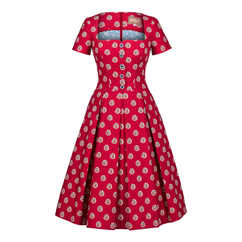 Provence Dress bouquet cherry - SALE - Online Shop - Lena ...