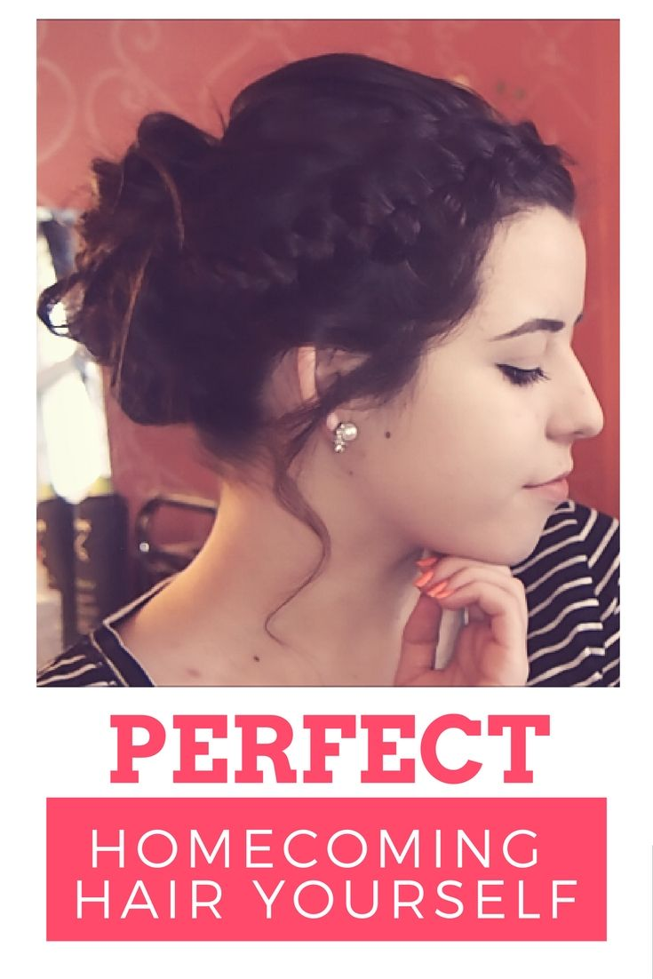 Homecoming hairstyles that will be perfect for your homecoming dance