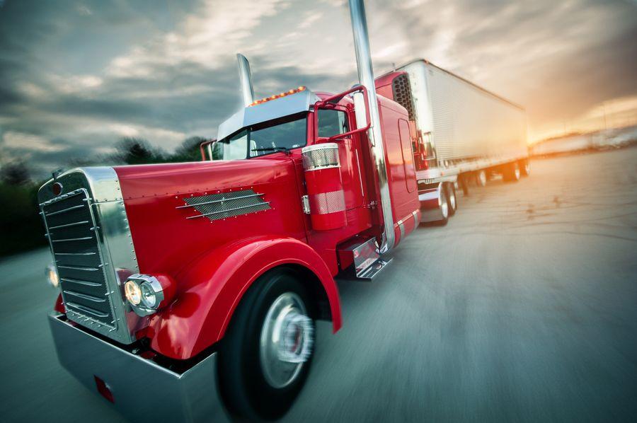 Customized Chromed Classic Jacked Up Trucks Trucks
