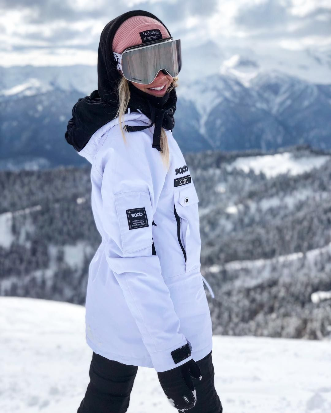 snowboarding gear womens in 2020 | Skiing outfit