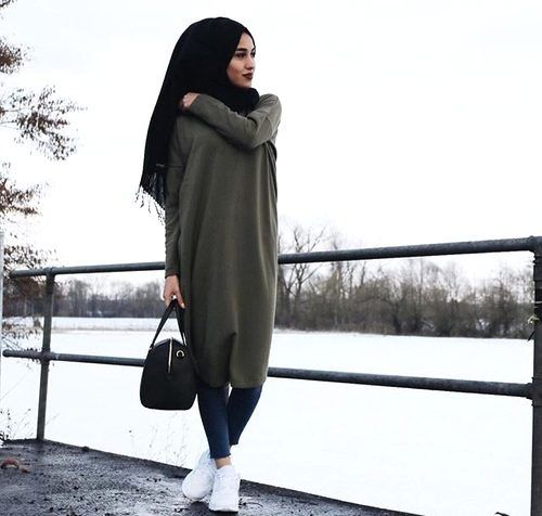 Hijab Style And Modest Outfits Just Trendy Girls Hijab