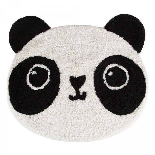 Tapis panda tapis de bain original tapis de bain et tapis Tapis de bain original
