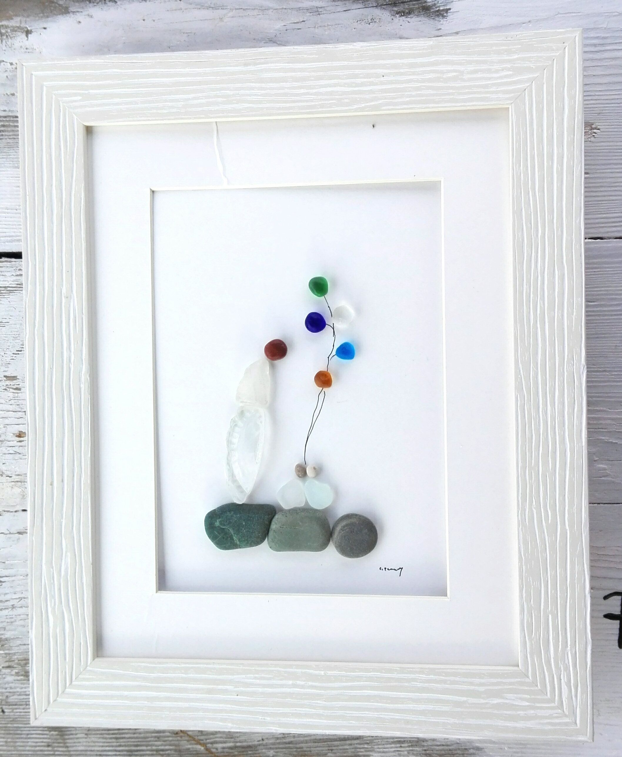 This Item Is Unavailable Pebble Art Sea Glass Art Family Gifts