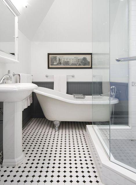 Edwardian Bathroom Edwardian Bathroom White Bathroom Tiles