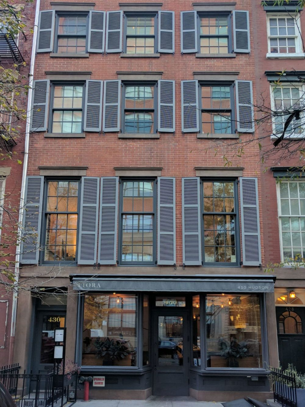 Exterior Shutters West Village Nyc With Images Shutters