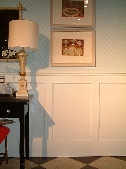 Perfect Half Wall Paneling Ideas Images - Wall Art Design ...
