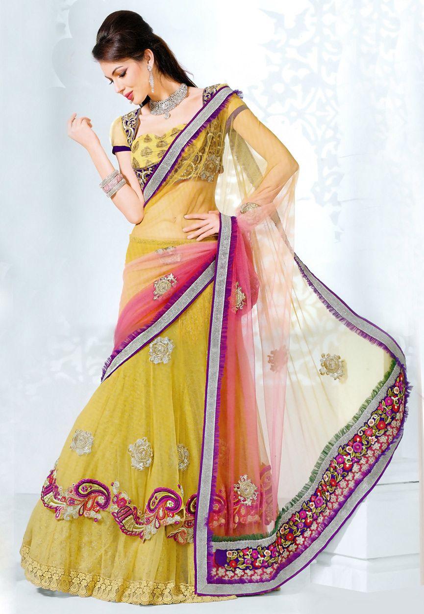 Lehenga Choli - Buy Latest Designer Indian Lehenga Choli ...