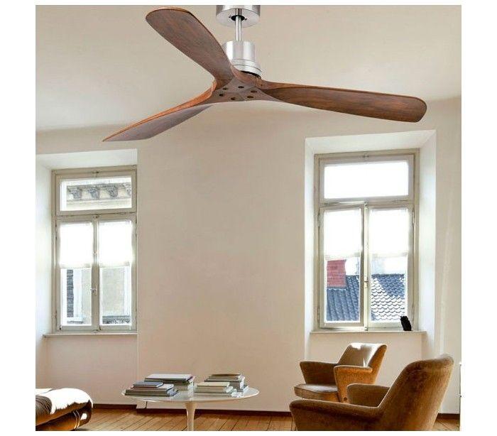 ventiladores-de-techo-faro-lantau-niquel-matejpg (700×614 - como decorar un techo de lamina