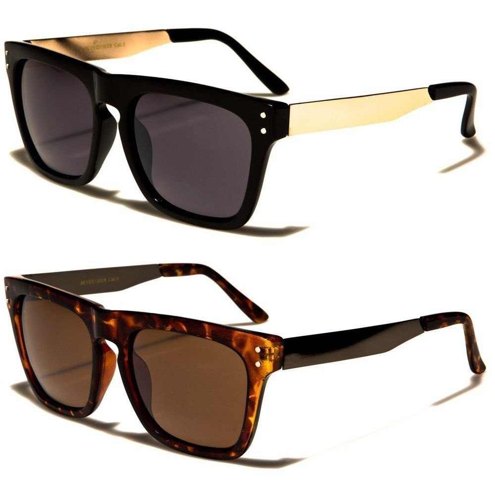 Details about Classic Shape Metal Arms Vintage Sunglasses