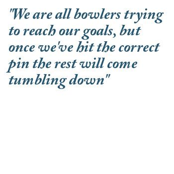Famous Quotes About Bowling Quotationof Com Bowling