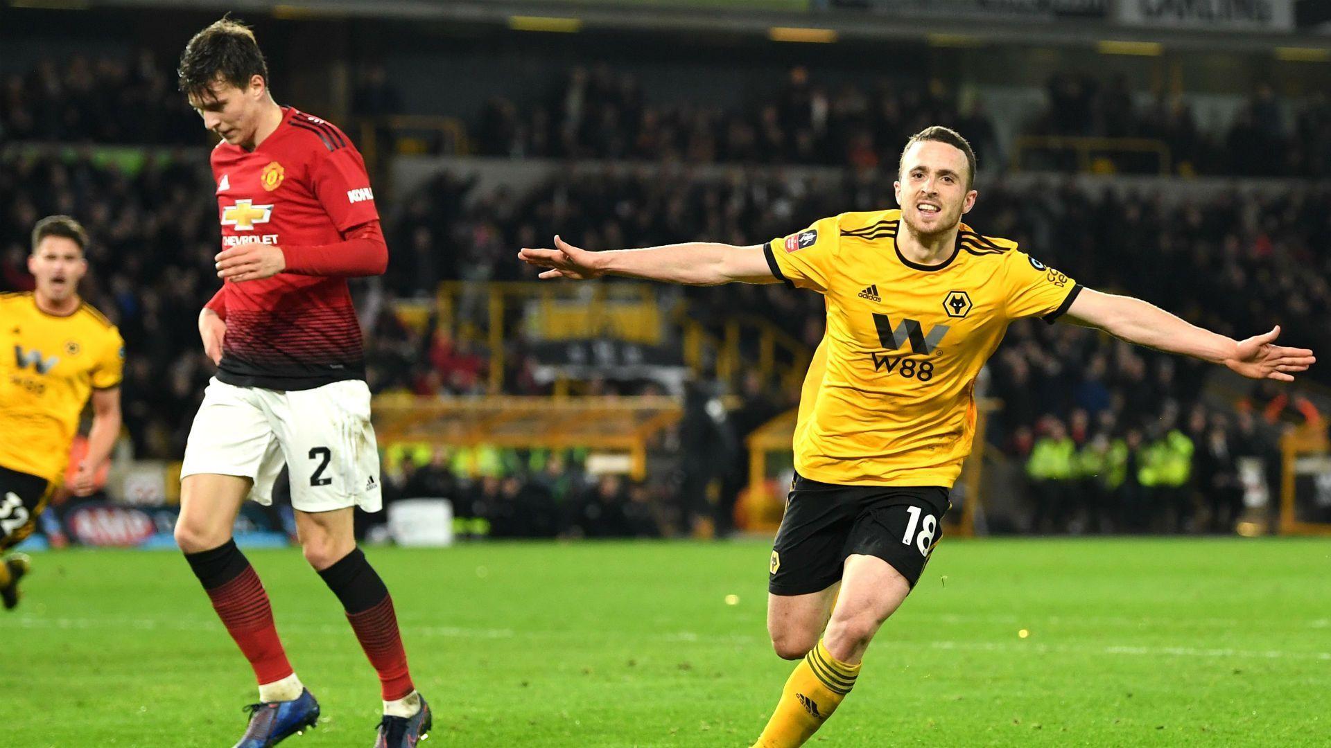 Wolverhampton Wanderers vs Manchester United Highlights