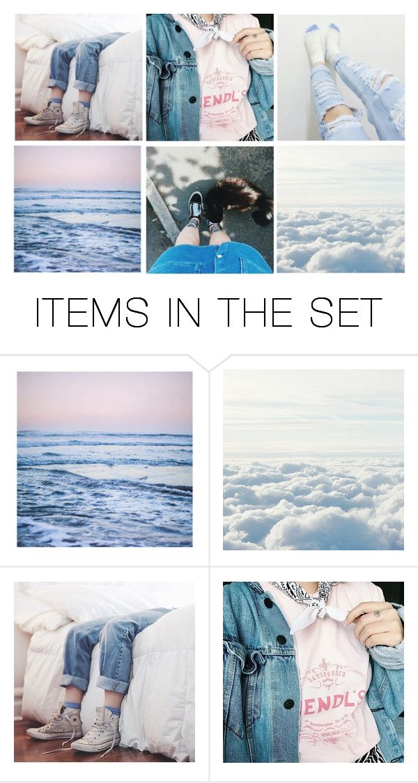"""""""Blu"""" by wtfgigiz ❤ liked on Polyvore featuring art, expression, moodboard and artexpression"""