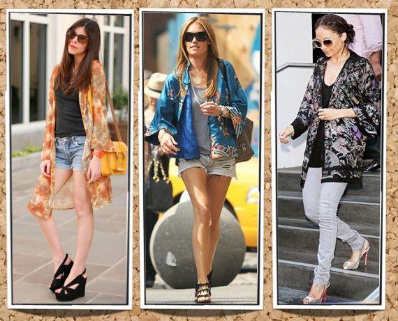 kimonos | Fashion Inspiration | Pinterest | Kimonos, Kaftan and ...