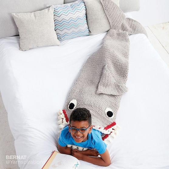 Fin-Tastic Shark Sack | a a | Pinterest