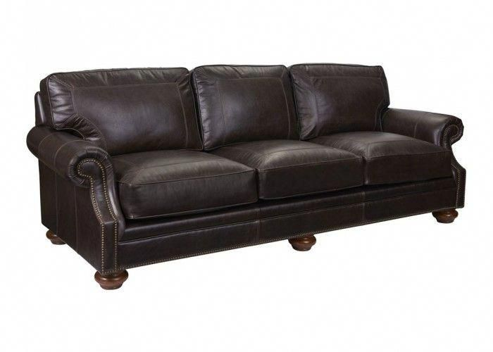 Sensational Broyhill Heuer Leather Sofa Set A Few Black Leather Sofa Cjindustries Chair Design For Home Cjindustriesco