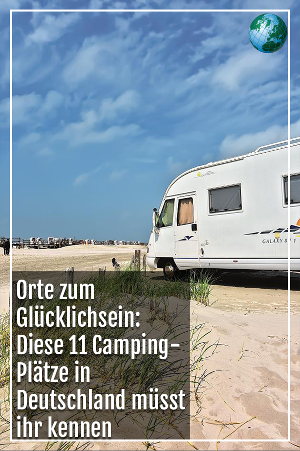 Photo of Places to be happy: You have to know these 11 campsites in Germany
