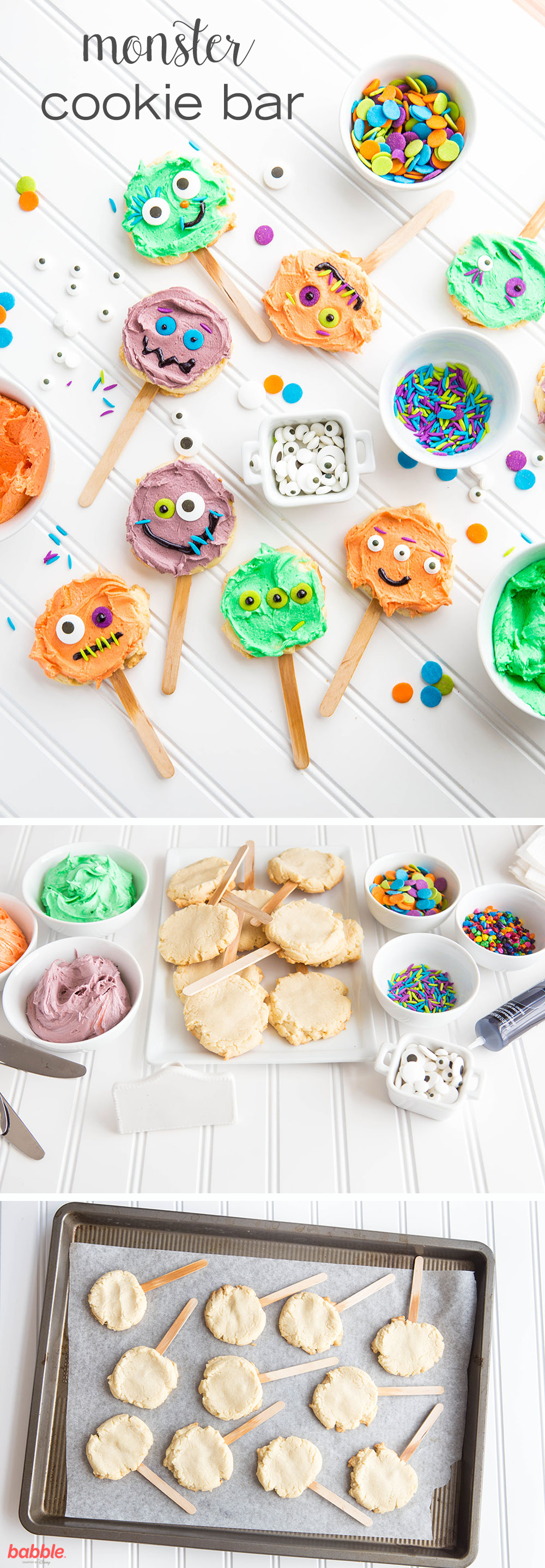 Throw a monster bash this halloween with a fun make your own monster throw a monster bash this halloween with a fun make your own monster cookie solutioingenieria Image collections