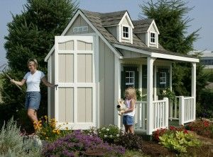 Find This Pin And More On Playhouse. Playhouse Shed Plans Playhouse Shed  Plans Garden ...