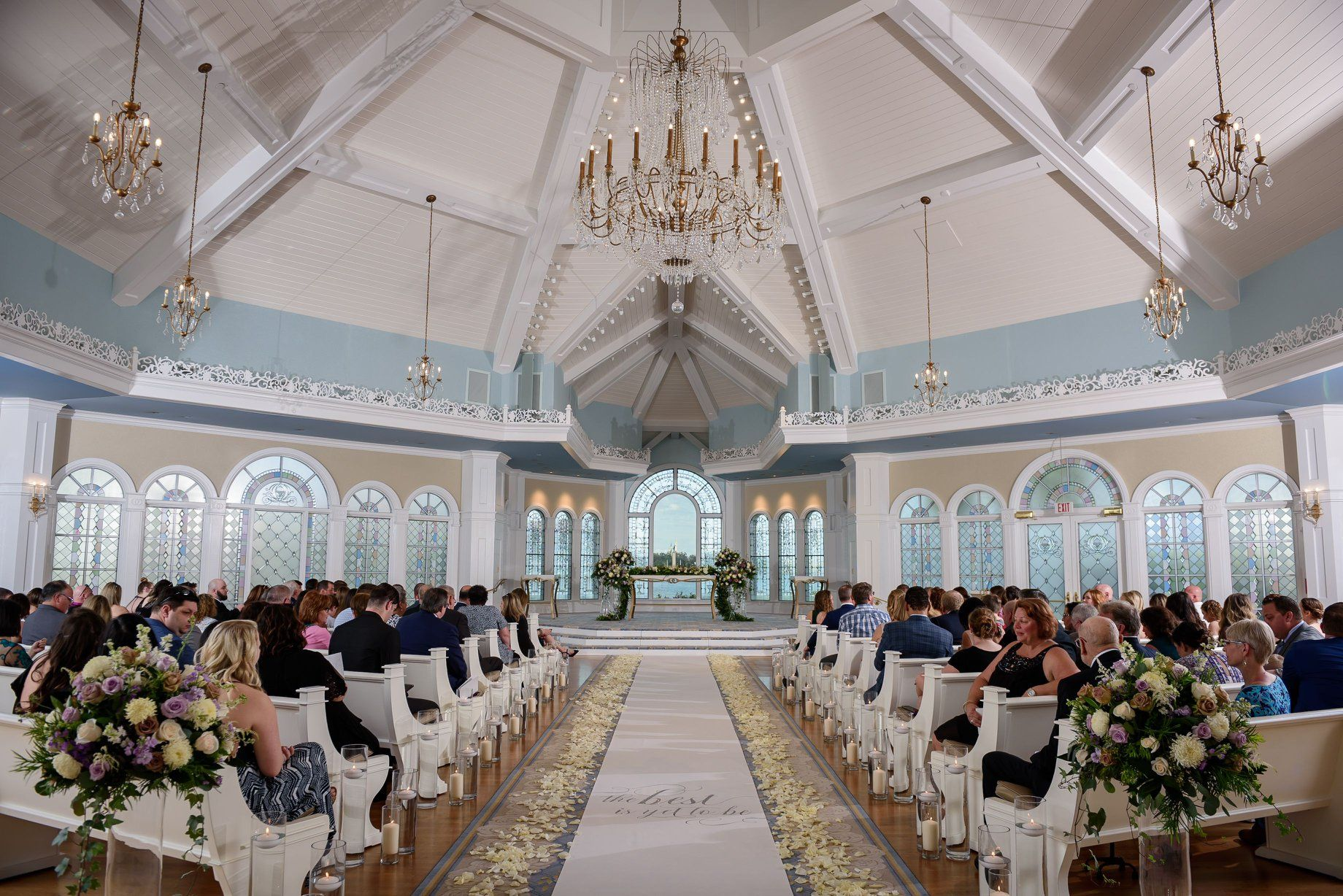 Disney's Wedding Pavilion • Fairytale Weddings Guide ...