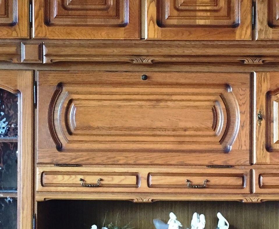 Frisch Wohnzimmerschrank Eiche Rustikal Gebraucht Wohnzimmermöbel