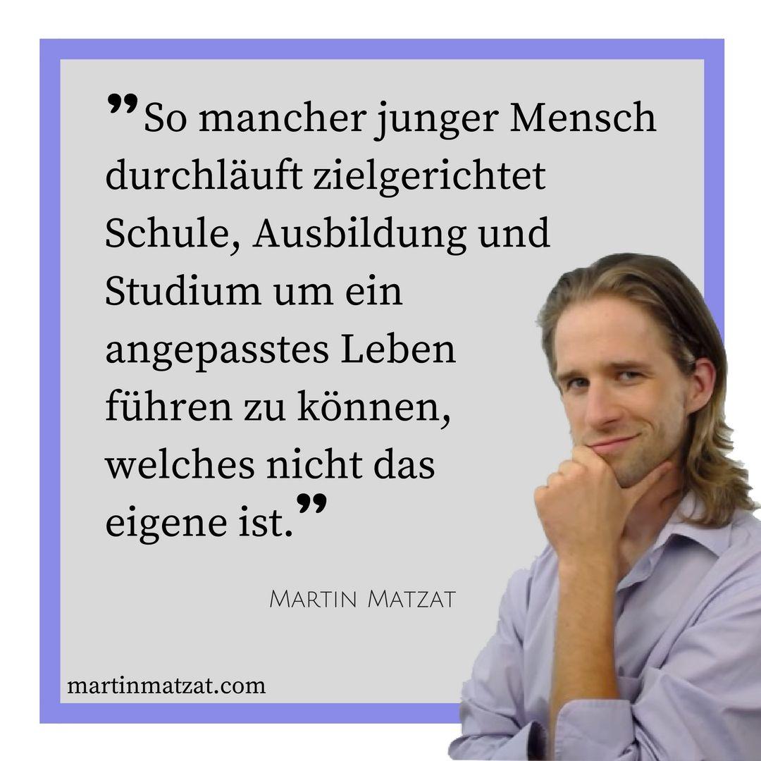 Zitate #Sprüche #Weisheiten #Quotes So mancher junger #Mensch