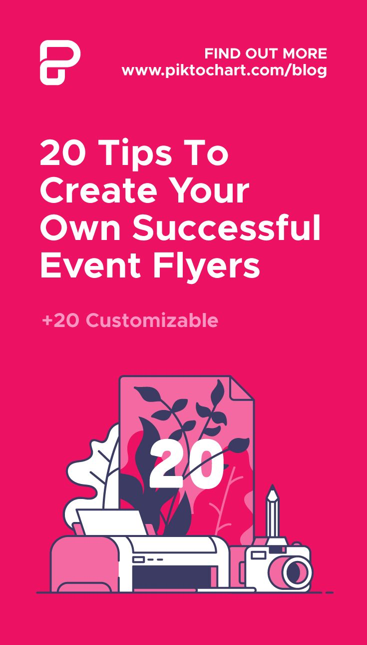 event flyers design and marketing tips to create your own 20