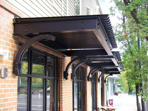 Commercial Awnings Photo Gallery