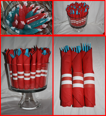 Thing 1 And Thing 2 Party Supplies Kamden S First Birthday Party