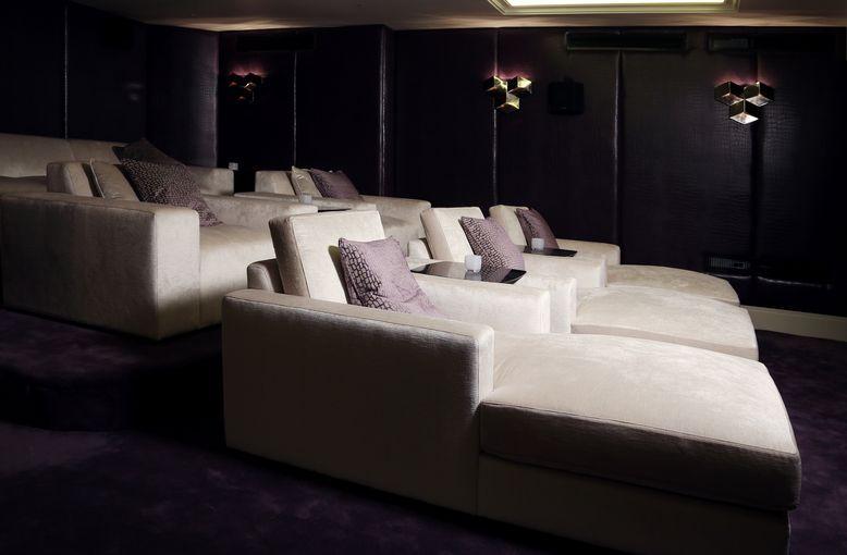 Cinema Room The Sofa Chair Company Cinema Room Home Cinema Room Sleepover Room