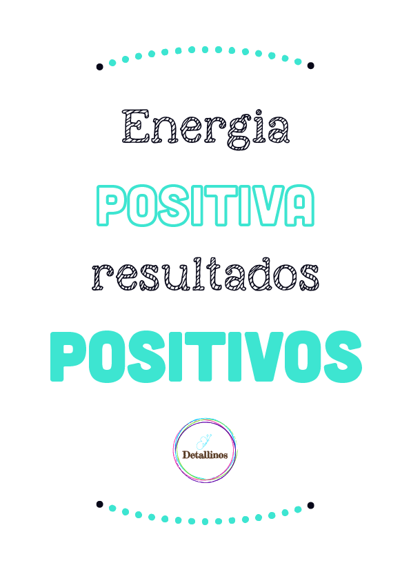 Energia Positiva Resultados Positivos Frases Positivas