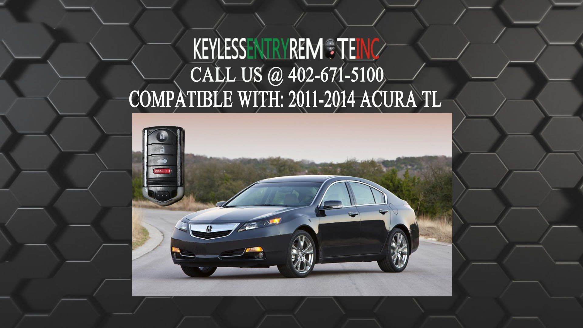 How To Replace An Acura Tl Key Fob Battery 2009 2013 How To