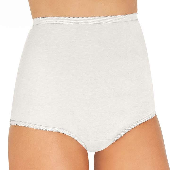 6c3bd14048bc7e Vanity Fair Perfectly Yours Ravissant Tailored Cotton Brief 15318 ...
