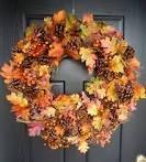 autumn decorations - Google Search