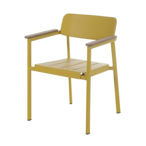 Shine outdoor chair produced by Emu - Arik Levy