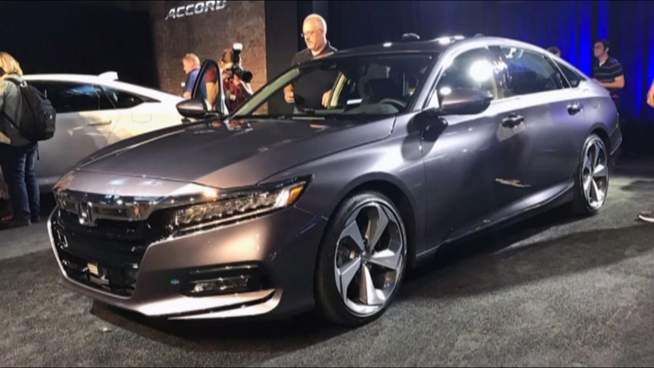 DONT MISS! Honda Accord Sedan 2018 Horsepower And Engine