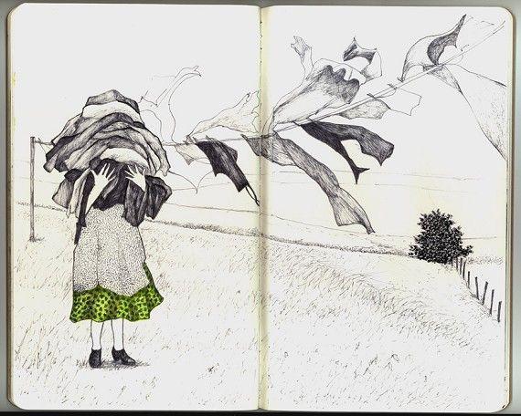 Libretas De Dibujo De Un Artista Freelance: Cuadernos De Bocetos, Bocetos