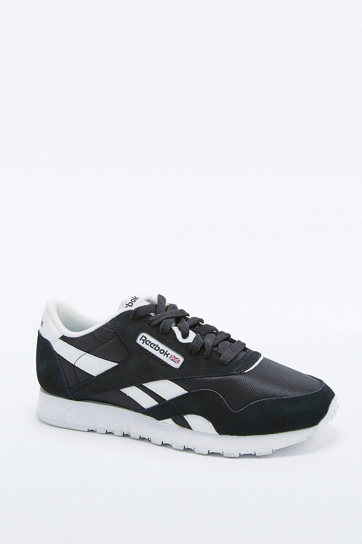 And White Classic Wear TrainersTo Reebok Black e29IYHDbWE