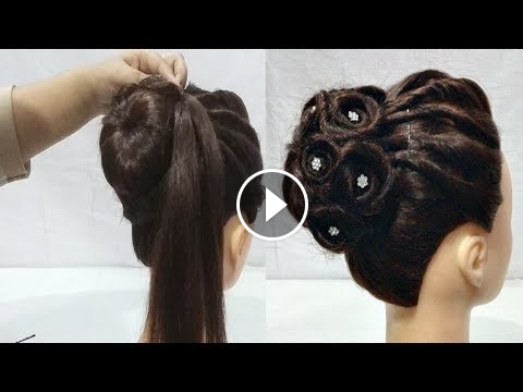 Easy Weddingparty Hairstyles Hair Style Girl Hairstyles For