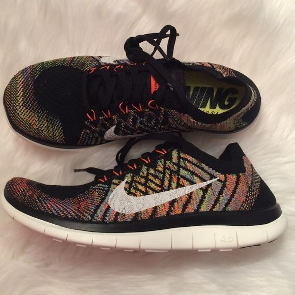 the latest b4a2a ee9f3 Nike Free 4.0 Flyknit Sneaker Nike Free 4.0 Flyknit Sneakers ...