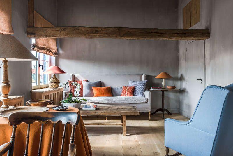 Belgian Timeless Interior Antwerp Based Natalie Haegeman