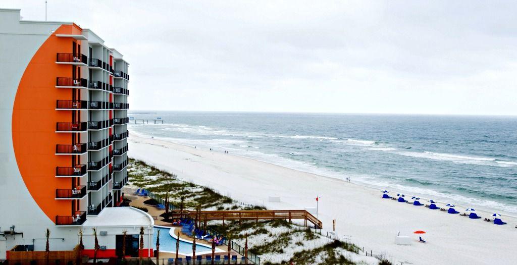 Hampton Inn Orange Beach Al Orange Beach Hotels Orange Beach Beachfront Hotels