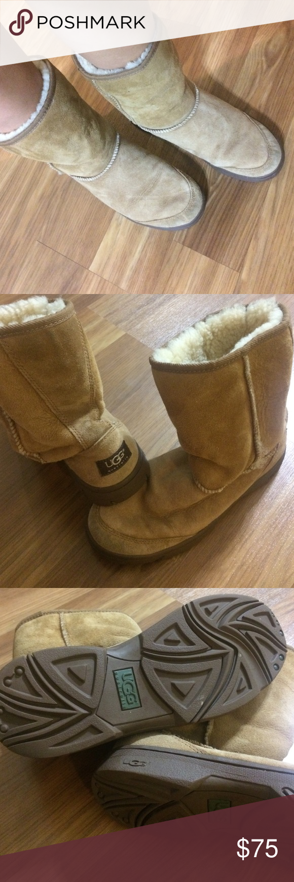 UGG boots Nice boots,size W8 UGG Shoes