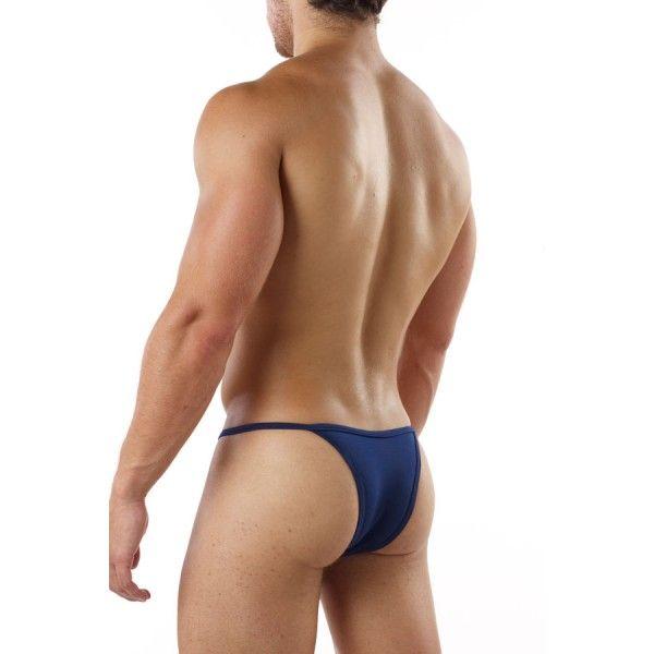 Cover Male String Bikini Navy) This bikini provides the perfect ...