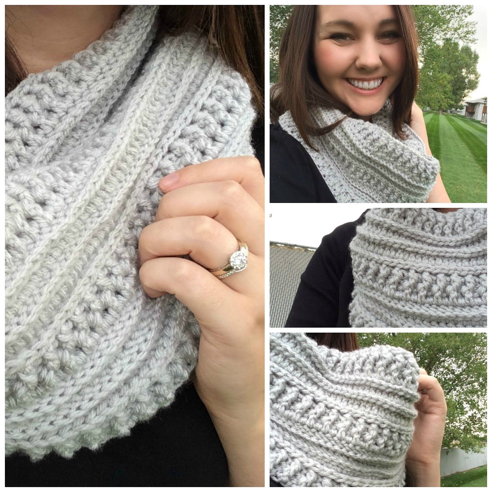 The Ribs And Ridges Scarf Free Crochet Pattern Crochet Pinterest