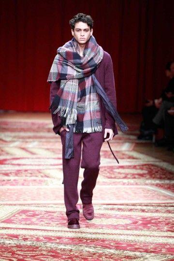 Missoni Men's Winter 2015 Collection