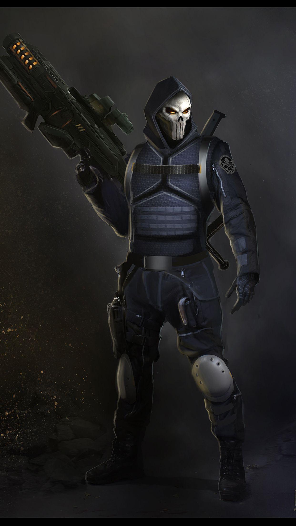 Dark taskmaster